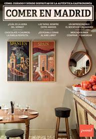 Guía Comer en Madrid. Cómo, cuándo y dónde isfrutar de la auténtica gastronomia