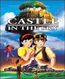 Laputa Castle in the Sky: O Castelo no Céu