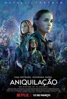 Review - Aniquilação