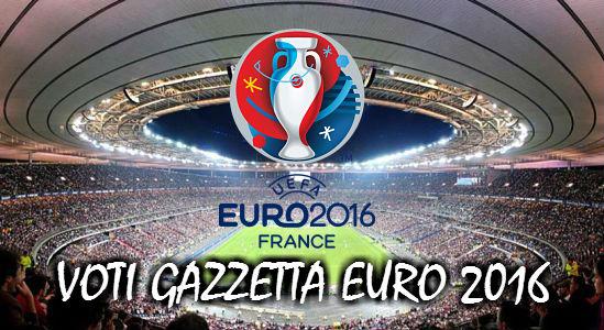 La Gazzetta dei Voti di Voti-Fanta, EURO2016, pagelle fantacalcio. Archivio Ottavi di finale
