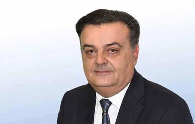 Ο Σπύρος Διολίτσης υποψήφιος για την Προεδρία της ΔΗΜ.ΤΟ. Άργους-Μυκηνών