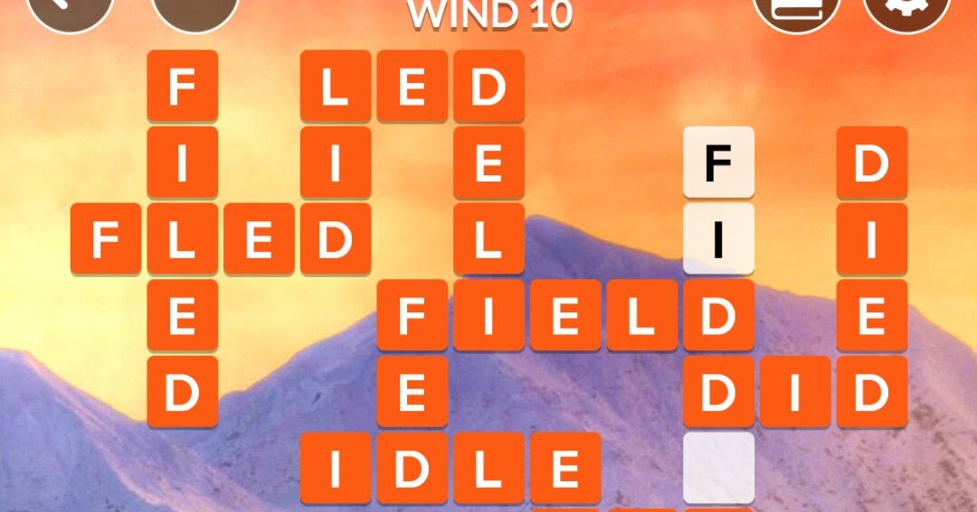 Wordscapes Level 170 Answers Doors Geek
