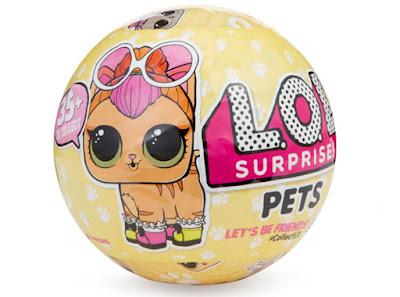 Домашние животные для кукол L.O.L. Surprise Pets 2017 news