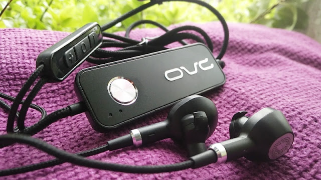 df3c8414948 The H15 earphones by OVC deliver awesome sound quality and come with neat  features like active noise cancellation and bass boost!