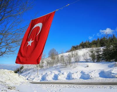 اسطنبول في الشتاء