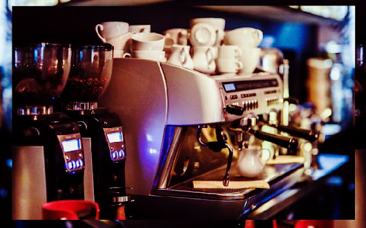 Coffee Machines Making The Perfect Cup