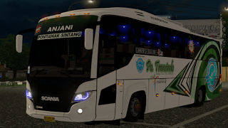download mod bus scorjet ets2