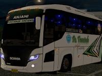 Mod Bus Scorjet M Husni Euro Truck Simulator 2