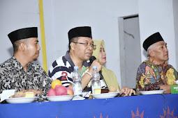 Kunjungan Kerja Gubernur, DR ZUL Motivasi Mahasiswa Punya Tanggung Jawab Untuk Membangun