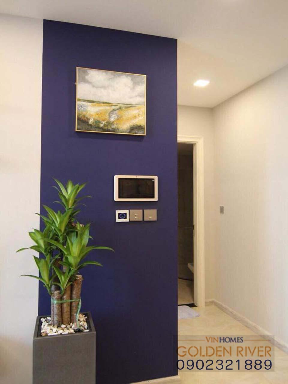 Vinhome Ba Son cho thuê căn hộ 51m2 nội thất cực đẹp - hình 9