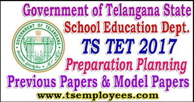 TS TET Paper II Syllabus Model Papers Previous Exam Papers Download