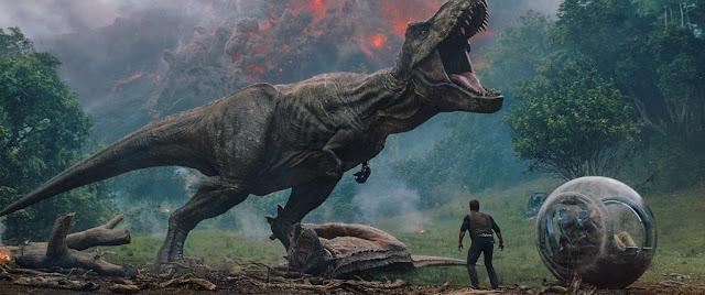 البلوك بوستر المنتظر هذا الصيف؛ فيلم Jurassic World Fallen Kingdom يُخيب آمال النقاد