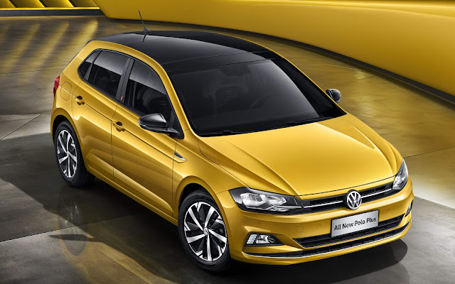 Volkswagen Polo Plus 2020