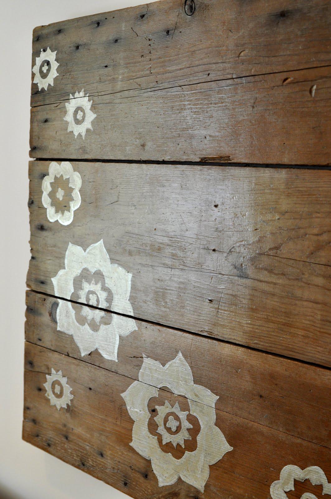 Barn Wood Decor Signs: Barnwood Artwork