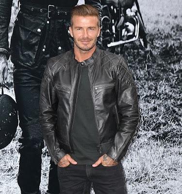 Gambar Style David Beckham