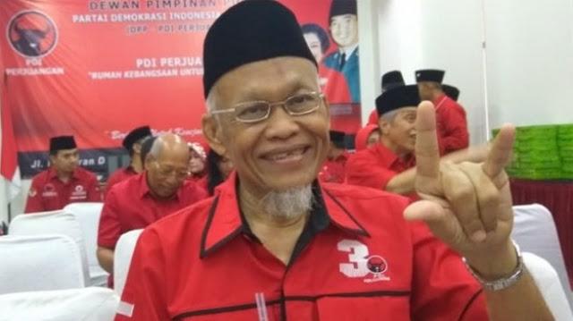 Yusuf Supendi Pendiri PKS Meninggal, Netizen Ini Komentar Sinis, Bilang Itu Gara-gara Murtad Ke PDI-P dan Kapan Kapitra Nyusul...