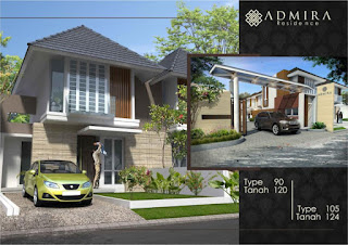cluster cinere residence perumahan