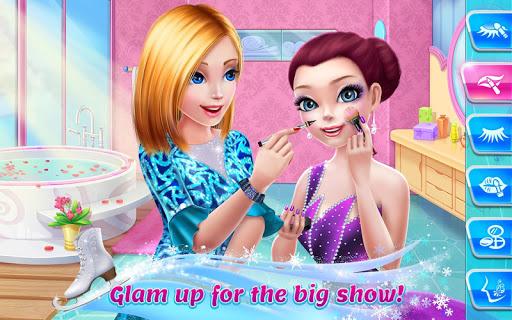 تحميل لعبة Ice Skating Ballerina – Dance Challenge Arena v1.1.7 مهكرة وكاملة للاندرويد أخر اصدار