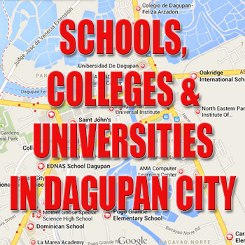 Schools, Colleges & Universities in Dagupan City