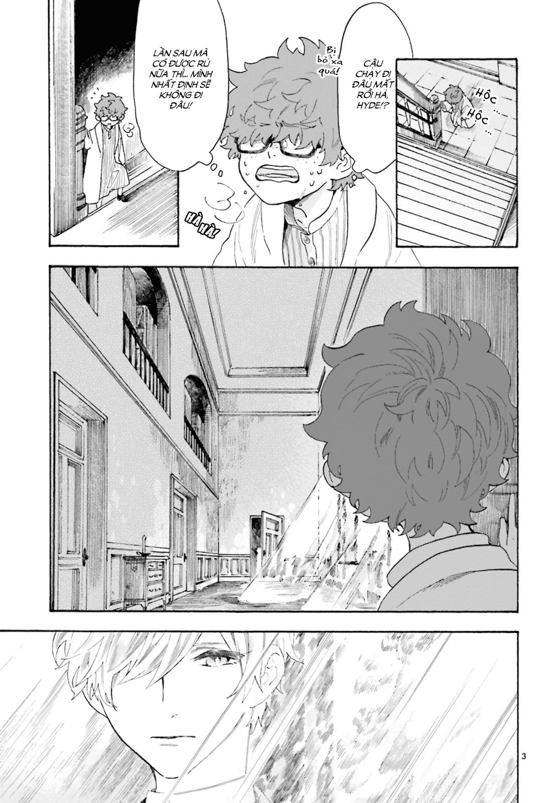 Boku no Gemini chap 5 - Trang 4