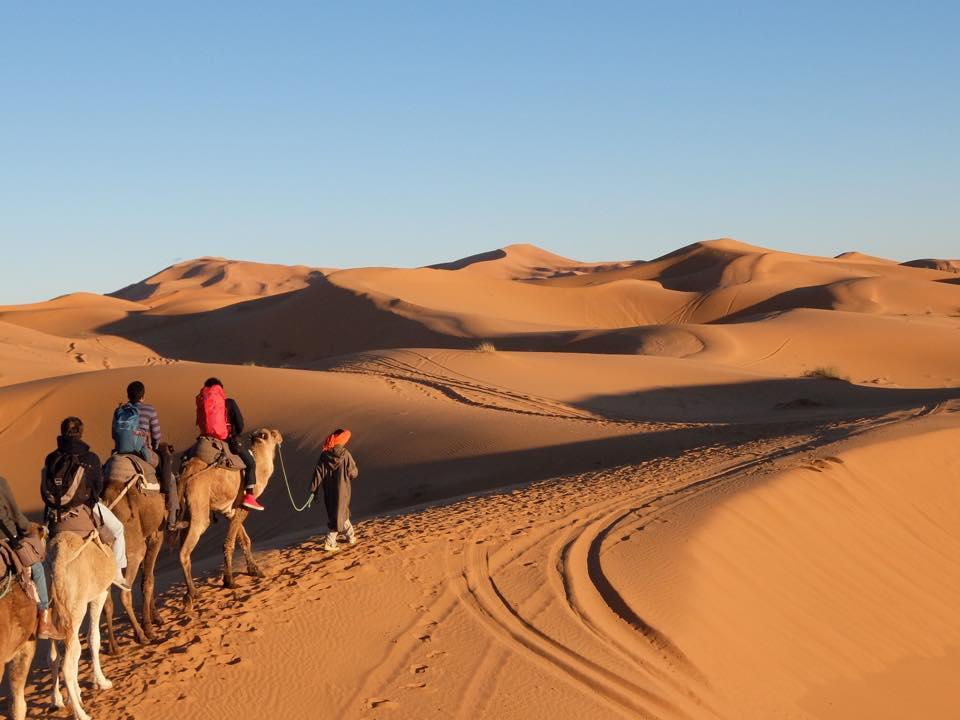 paket wisata gurun sahara maroko 2 hari 1 malam