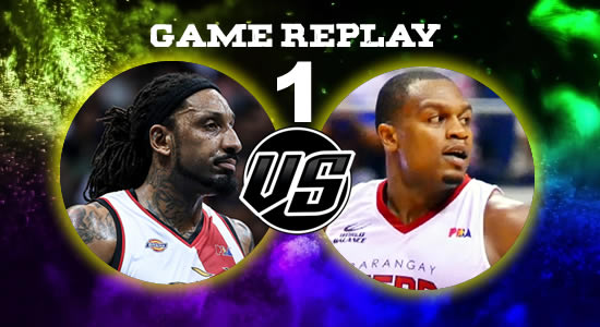 Video Playlist: SMB vs Ginebra Game 1 replay July 22, 2018 PBA Commissioner's Cup