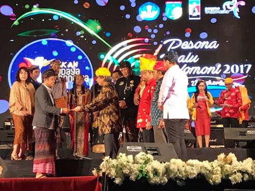 Pekan Budaya Indonesia  III di Palu