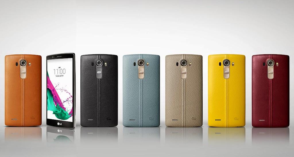 Android陣營再添旗艦新兵,超大光圈LG G4登台