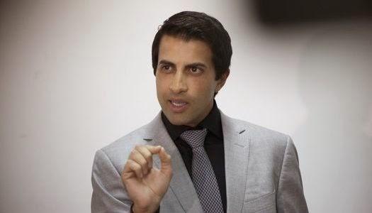 Mosab Hassan Yousef, hijo del fundador de Hamás