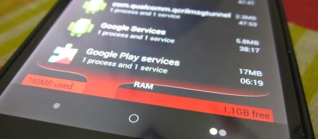 Cara Menambah Kapasitas RAM di Android Tanpa Root