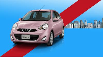 The City Car March - Nissan mobil terbaik - tuturaahmad.blogspot.com