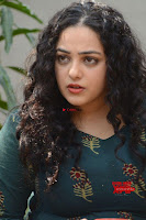 Nithya Menon promotes her latest movie in Green Tight Dress ~  Exclusive Galleries 028.jpg