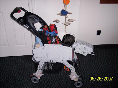 Creative Baby Strollers and Cool Baby Stroller Designs (11) 21