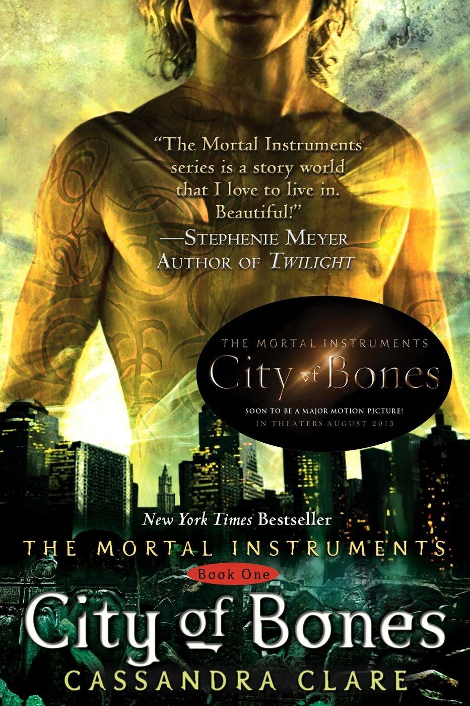 city of bones book movie - photo #5