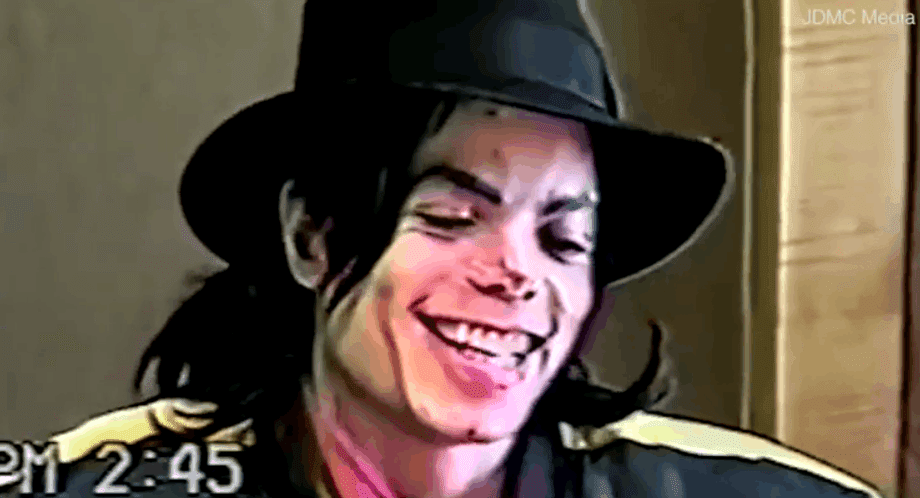 Inédito video del interrogatorio a Michael Jackson en una causa de abuso infantil