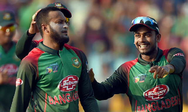 Bangladesh In Asia Cup 2018 Final