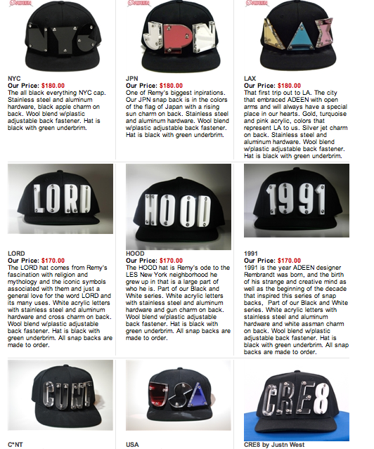308c0ed5 All the new hats are up for sale! So if you guys wanna buy things then....  ya know go ahead! :D