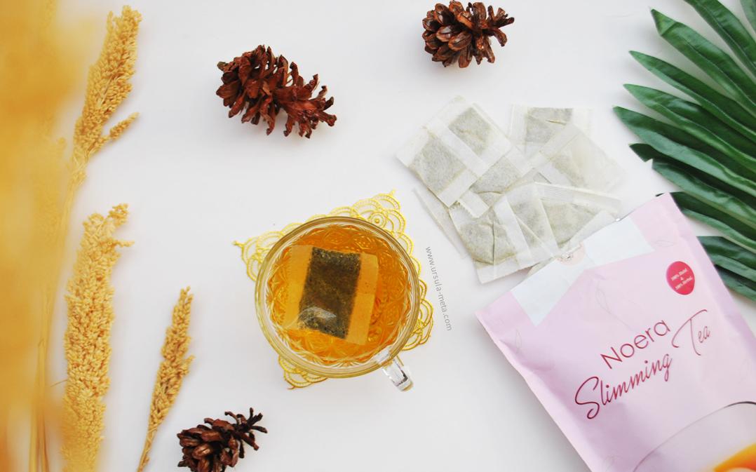 cara minum slimming ceai yang benar)