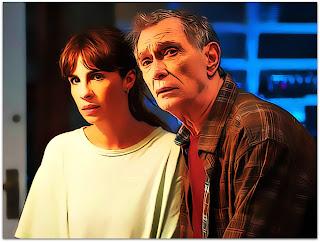 Como Nossos Pais - Rosa (Maria Ribeiro) e Homero (Jorge Mautner)