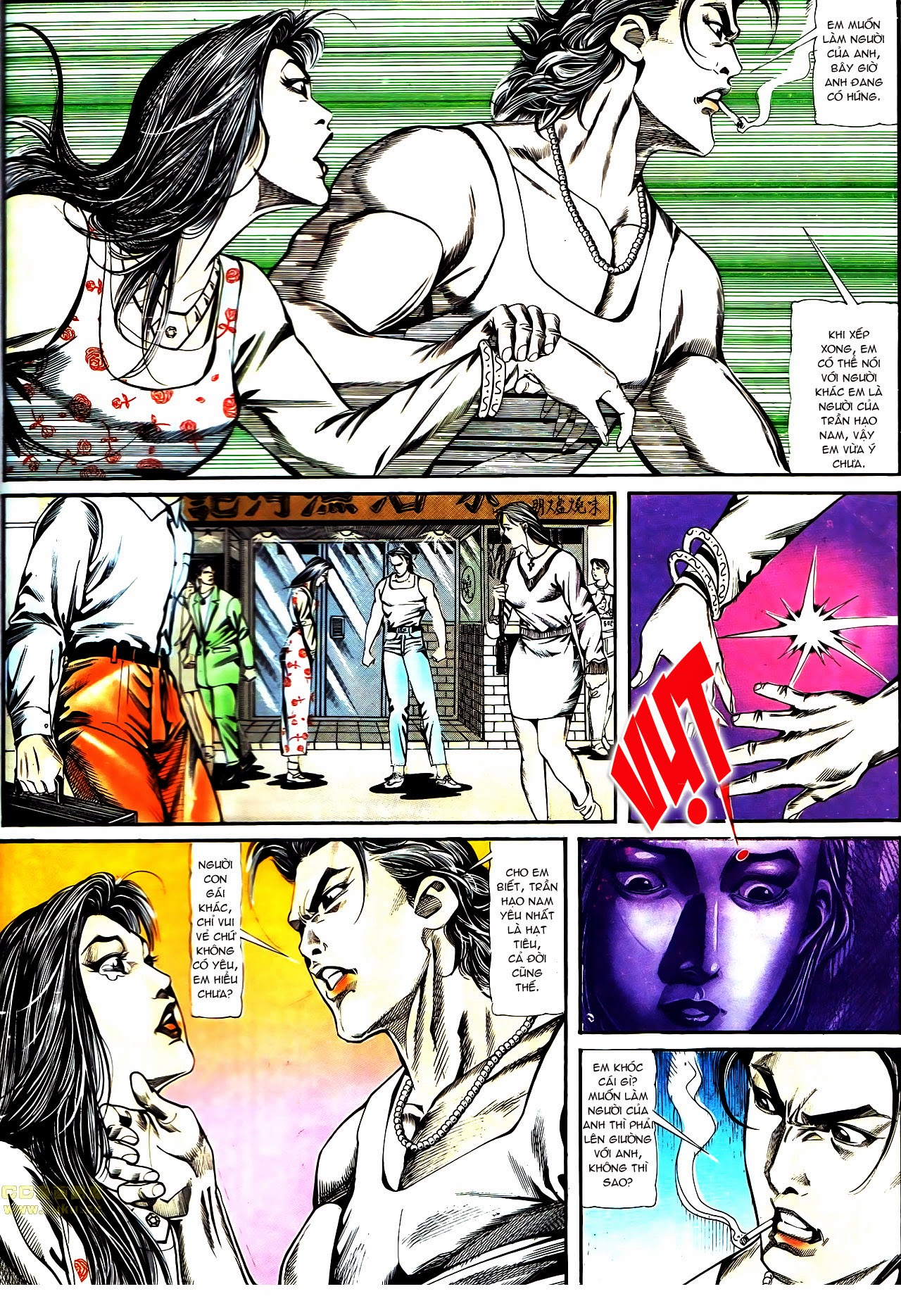 Người Trong Giang Hồ chapter 124: thập tam muội trang 12