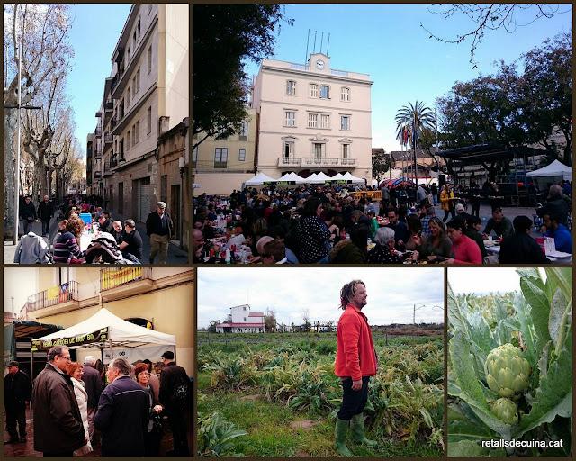 17ª Carxofada a Sant Boi de Llobregat