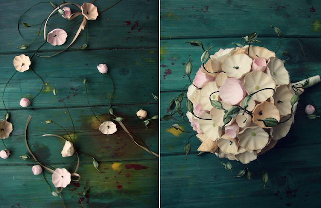 matrimonio green a tema botanico organico: bouquet,  decorazioni e sedie