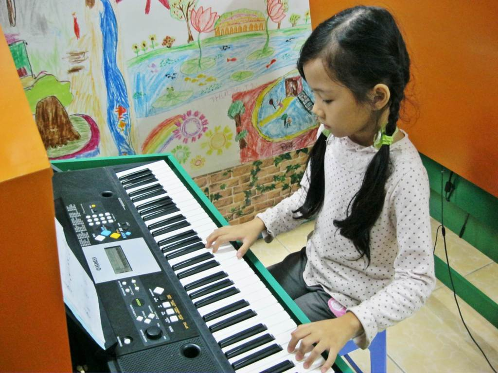 Cách chọn đàn organ phù hợp cho trẻ em