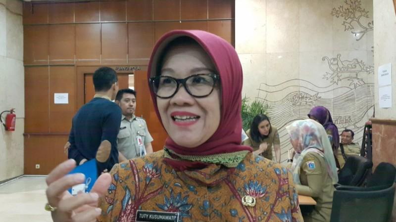 Kepala Bappeda DKI Jakarta Tuty Kusumawati