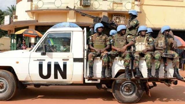 UN names 41 peacekeepers in sex abuse in Central African Republic