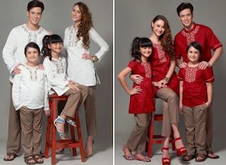 Memilih dan Makna Penting Baju Couple Keluarga Muslim saat Lebaran