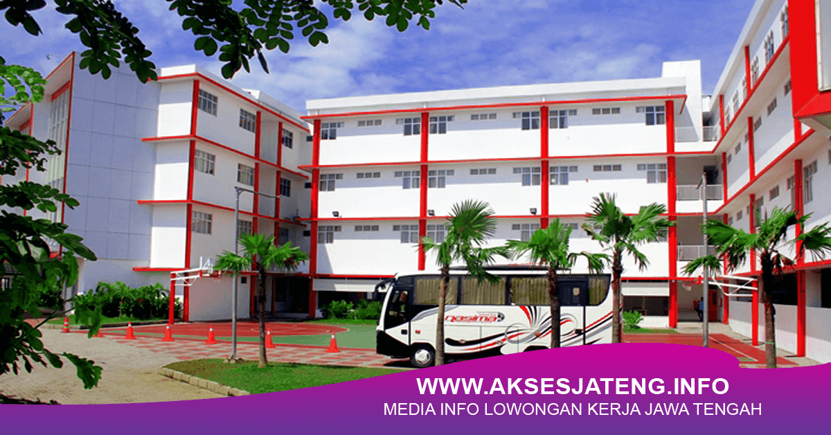 Lowongan SMA Nasima Semarang Februari 2018