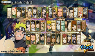 Ultimate Naruto Senki 2 by Doni Apk