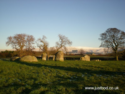 Long Meg and Her Daughters, Cumbria