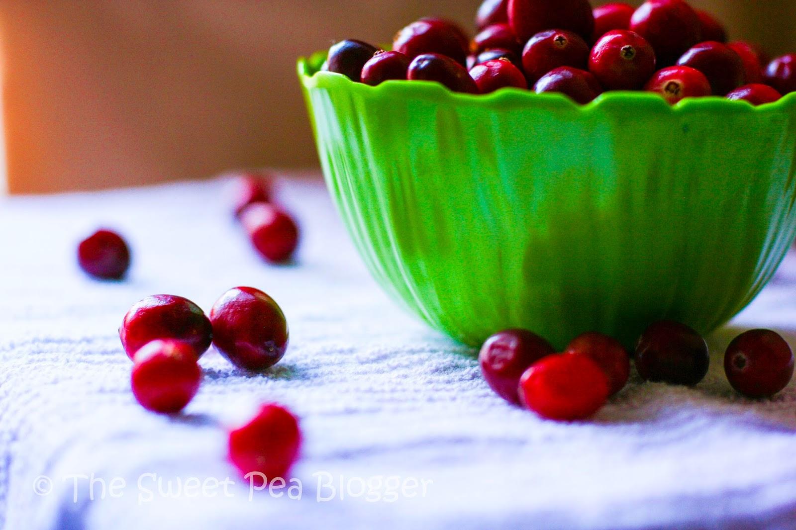 Stevia Sweetened Cranberry Dessert Sauce